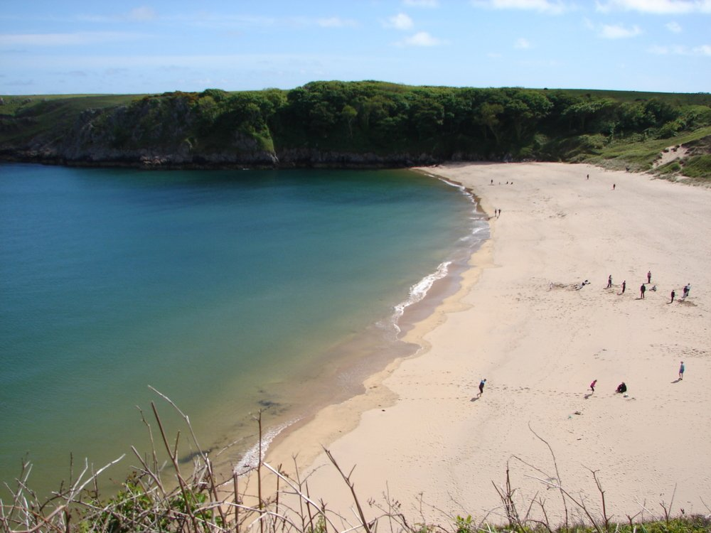 Walking Holidays in Pembrokeshire Wales