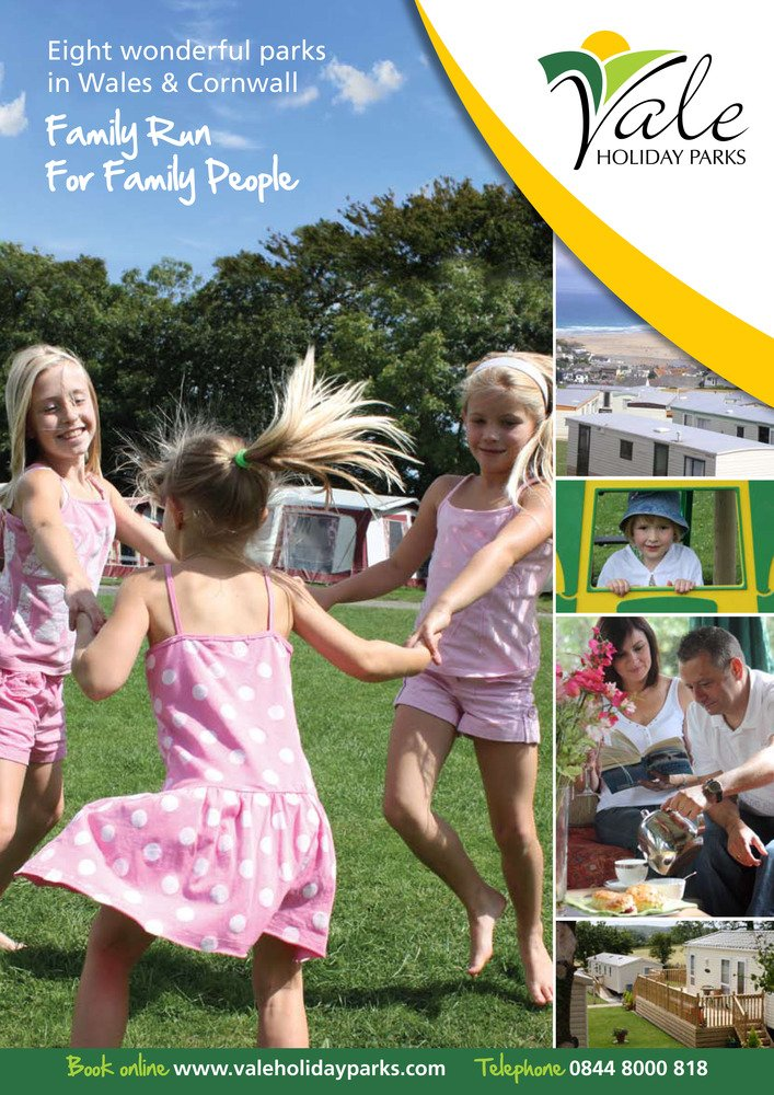 Vale Holiday Park Brochure