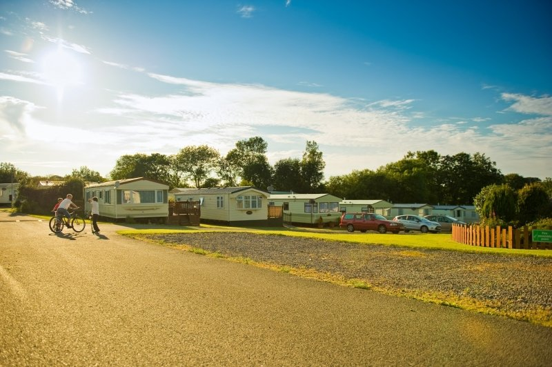 The village Holiday Park, New Quay