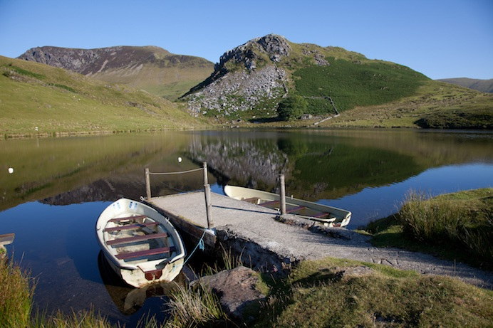Best Fishing Spots in Wales