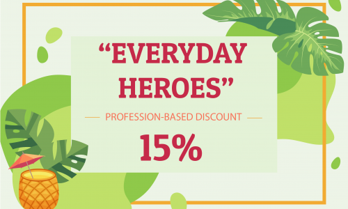 Everyday heroes are welcome at Vale