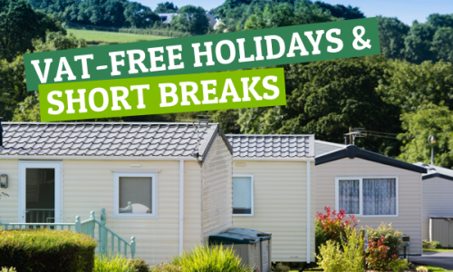VAT free short breaks