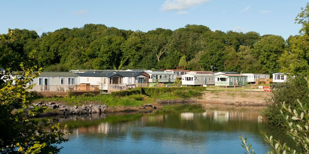 Woodland Vale Holiday Park in Wales