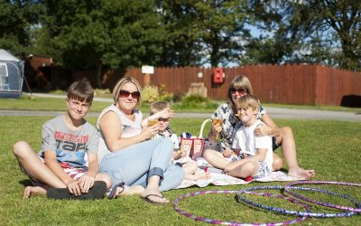 Caravan Community at Vale Holiday Parks
