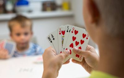 5 Indoor Games for a Rainy Day on Your Caravan Holiday