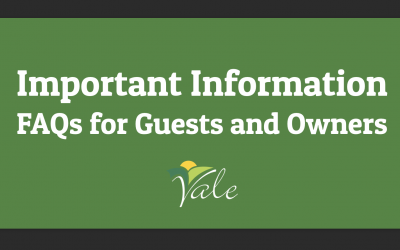 Vale Holiday parks information