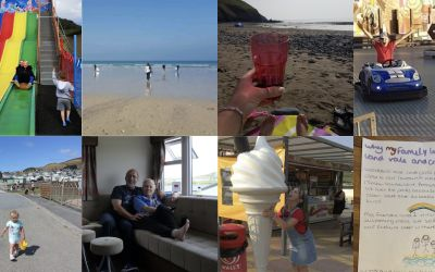 Happy Family Holidays at Vale Holiday Parks