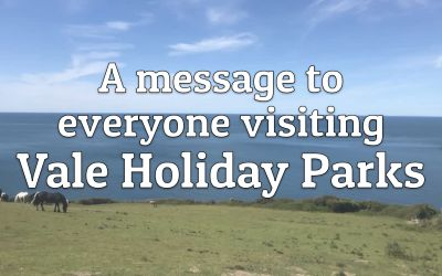 A message from Vale Holiday Parks
